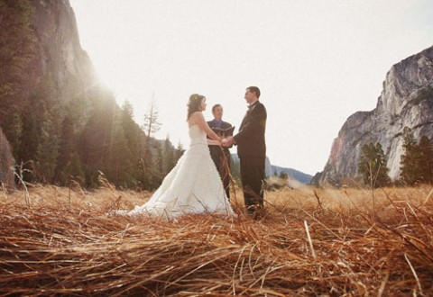 How to plan an elopement in Yosemite