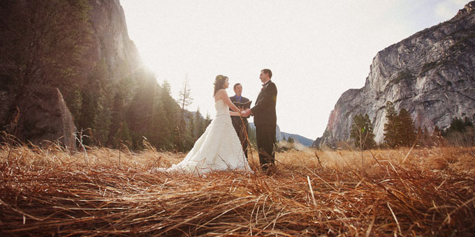 Plan an elopement in Yosemite : My Yosemite Wedding – The Yosemite ...