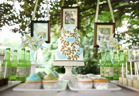 Wedding Table Set Up : My Yosemite Wedding – The Yosemite Wedding ...