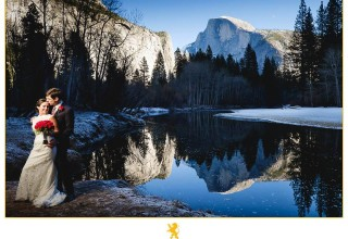 Jordan & Kellys Yosemite Elopement