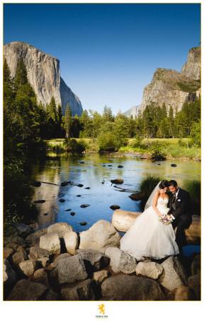 Erica and Jose Yosemite Elopement